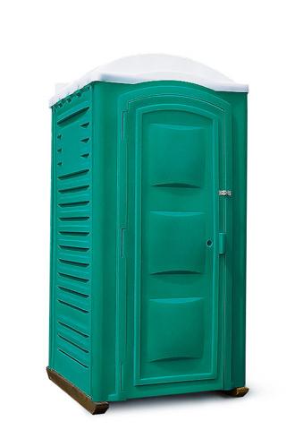 Утеплённая туалетная кабина «ВАРМ»
