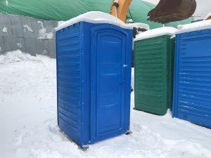 утеплённая туалетная кабина ВАРМ